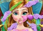 Frozen Transformação da Anna