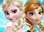 Frozen Vista Elsa e Anna