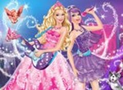Barbie Princesa e a Popstar