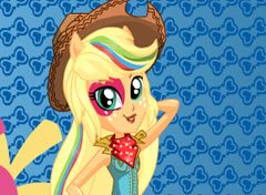 Vestir Rainbow Applejack