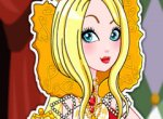 Look da Ever After High Apple White