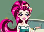 Vista Draculaura Monster High
